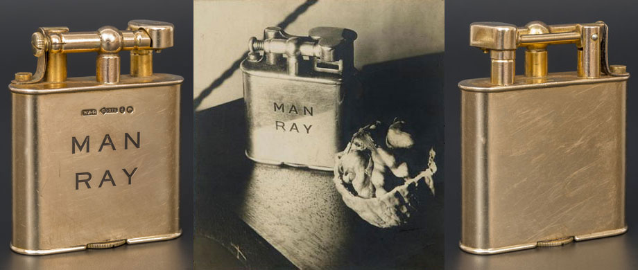 briquet Man Ray